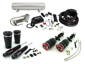 Complete Air Suspension Kit W Air Lift 3p 27687 Fits 2005 14 Ford Mustang S197