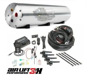 Accuair Endo ct Raw Aluminum Tank Air Lift Performance 27695 3h Management Kit