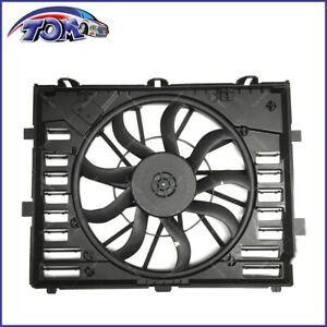 New Radiator Cooling Fan Assembly 600w For Vw Touareg 3 6l 12 17 7p0121203k