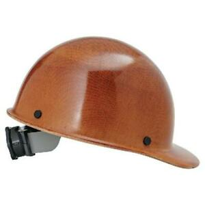 Msa Skullgard Protective Caps And Hats Fas trac Ratchet Head Protect Tan New