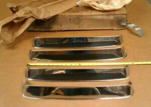 Nos Gm Vent Shades 42 46 47 48 Buick 50 70 Series Oldsmobile 98 Cadillac 62 4dr