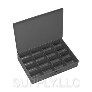 Steel Bin Shelving 3 16 Pigeonhole Drawer Compartments Parts Fittings Nut Bolt
