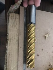 1 X 7 Oal Solid Carbide Endmill