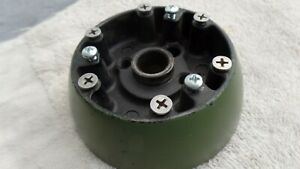 3 Spoke Sport Steering Wheel Hub Gm Rare Green Color 69 72 Chevelle Olds Camaro