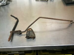 1973 Chevy Monte Carlo Automatic Column Shift Linkage Rods 1974 1975 Oem 400 Sbc