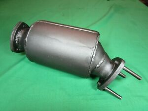Mg Mgb 75 80 Exhaust Resonator Pipe Excellent Condition