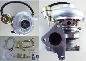 New Td06 20g Turbocharger Subaru Wrx Sti 02 07 Ej20 Ej25 Bolt On Turbo Charger