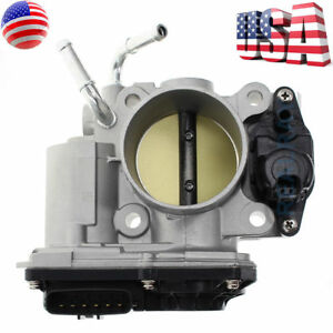 Throttle Body For 2006 2011 Honda Civic Dx Ex Dx Lxs R18 1 8l16400 Rnb A01
