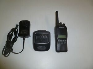 Kenwood Tk 2312 1 136 174 Mhz Vhf Two Way Radio W Ksc 35 Charger Tk 2312 Lp14