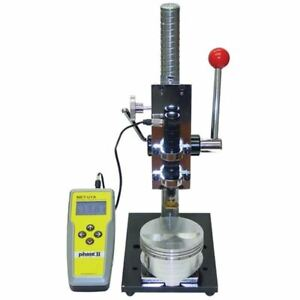 Phase Ii Met 1000 Precision Test Stand