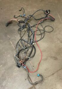 Used Boss ford Snow Plow Wire Harness