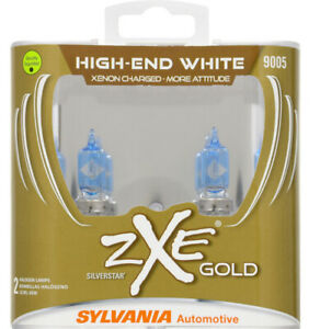 Sylvania Silverstar 9005szg pb2 Zxe r Gold Headlight Bulb Bulbs