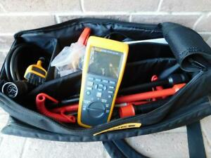 Fluke Bt521 Advanced Battery Analyzer W Btl21 Intelligent Test Probe Set