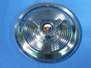 Original Ford 427 Galaxie 500xl 15 Spinner Wheel Cover Hubcap