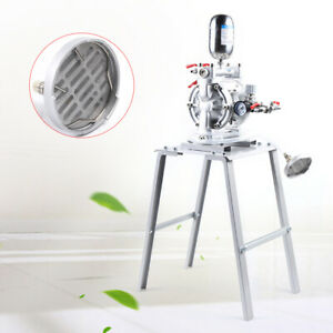Pneumatic Double Diaphragm Pump Aluminum Alloy Chemical Industry Electric Ink