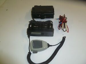 Kenwood Tk 7150 136 174 Mhz 50 Watt Vhf Remote Head Two Way Radio O429
