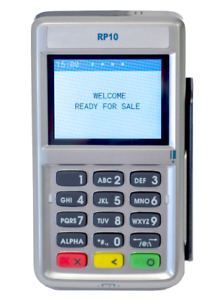 First Data Rp10 Pin Pad With Contactless And Chip Card Payments New