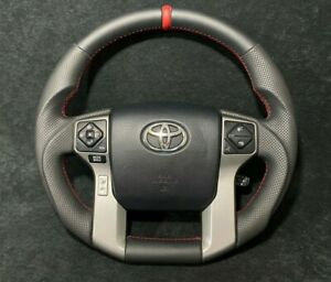 Toyota Oem Trd Customized Steering Wheel 4runner Tundra Tacoma Sequoia 2009 2020