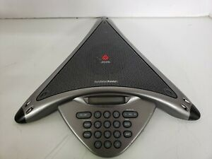 Polycom Soundstation Premier Conference Phone 2201 05201 001 W Wall Module