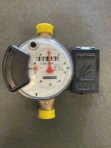 Neptune 5 8x3 4 T 10 Water Meter Nsf61 Arb 100 Cubic Feet With Arb Box