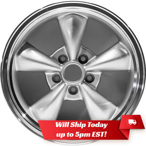 New Set Of 4 17 Replacement Alloy Wheels Rims For 1994 2004 Ford Mustang