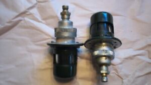 Nos Lucas Military Black Out Lamps Land Rover Jeep Willys