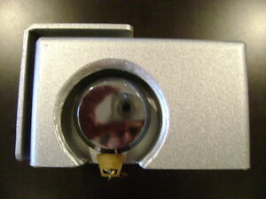 Lot Of 4 Hd Bolt On Shipping Container Security Lock Box Template W Free Lock