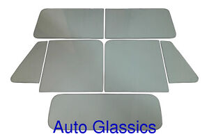 1948 1953 Willys Pickup Truck Classic Auto Glass Kit New Windows Polished Edges