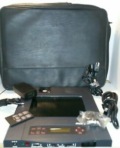 Nview Z Series Model Z110 Lcd Projection Panel W Case computer Cord power Supply