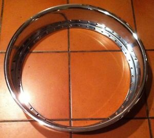 22 X 5 Outer Chrome Reverse Replacement Part Fits Asanti Hre Gfg Adv1 Iforged