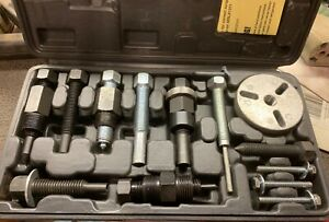 Snap On Act1300a Deluxe A C Clutch Remover Installer Kit New
