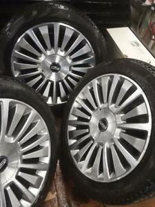 22 Lincoln Navigator Ford Expedition Oem Wheels Tires
