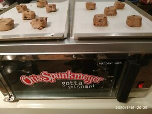 Otis Spunkmeyer Commercial Convection Os 1 Cookie Oven 3 Trays Tested working
