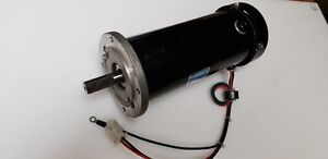1 4 Hp 1725 Rpm Fr34 Baldor Dc Electric Motor 5 8 Shaft face Mount Full Refurb