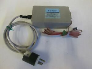 Canary Technology Data Acquisition Module Used