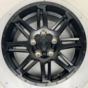 Set Of 4 20 20x9 Toyota Tundra 2019 2020 Tss Trd Wheels And Centers Fits 2007