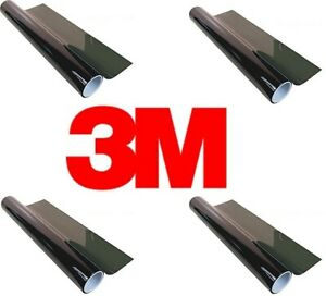 3m Color Stable 35 Vlt 20 X 10 Ft Window Tint Roll Film
