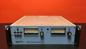 Emi Tcr60s30 1 0874 0 To 60 Volts 0 To 30 Amps 19 Rack Dc Power Supply