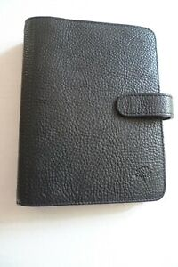 Mulberry Leather Planner organizer A6 Size made In England