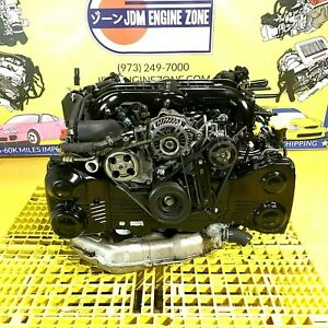 2004 2007 Subaru Legacy Turbo Ej20x Jdm Engine Motor 120 Days Warranty 60k Miles