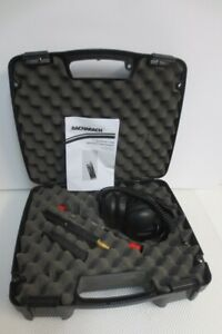 Bacharach 28 8013 Trupointe 2100 Ultrasonic Leak Detector Kit