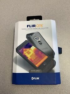 Flir One For Ios Thermal Imaging Camera Attachment Iphone 5 5s Space Grey