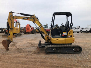 2016 Caterpillar 304e2 Excavator Mini Ex Trackhoe 1964hrs 42hp 10844weigh Used