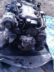 1999 Chevy Malibu Engine With Transmission