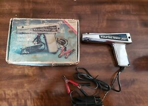 Vintage Autotune Inductive Timing Light Model No 4120 Owners Note Inside