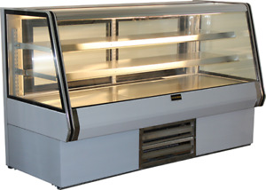 Cooltech Refrigerated Bakery Pastry Display Case 72