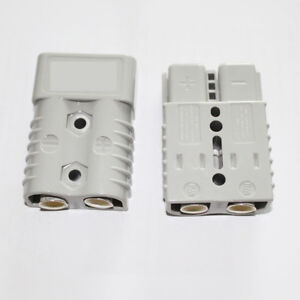 175a Battery Quick Connect Disconnect Plug Winch Terminal Connector 600v 2awg