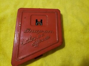 Snap On Case For Exdl10 Extractor Set Vintage