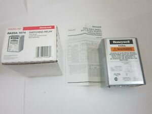 Honeywell Switching Relay 24 V Ra89a1074 New t24
