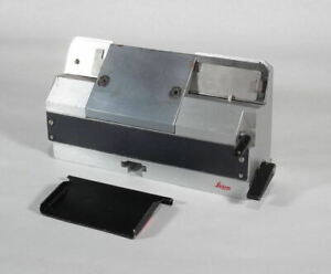 Leica Cm Cryostat Microtome Knife Blade Holder Assembly